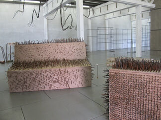 ANYA ZHOLUD: THE LAST EXHIBITION, installation view