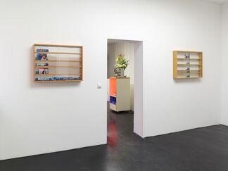 DREI at Liste 2020, installation view