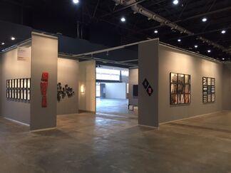Del Infinito Arte at arteBA 2015, installation view