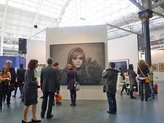 Aki Gallery at Art14 London, installation view