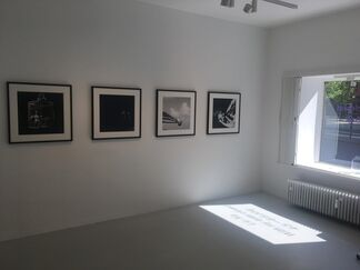 Liu Xia, With my eyes closed, installation view