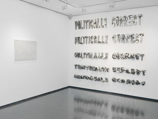 Scripted Reality, installation view