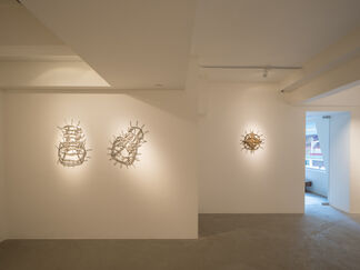 Flat Mates   Solo Exhibition of Ron Arad, installation view
