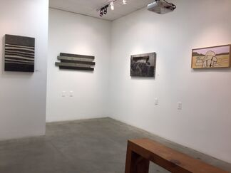 TURN THE LIGHTS ON, installation view