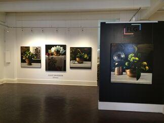 Julie Davidson: Stillness, installation view
