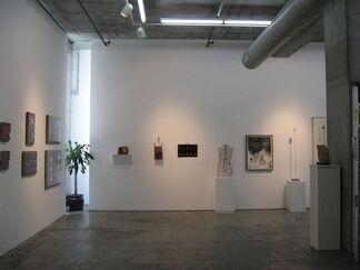 PYO Gallery LA presents Estrada Fine Art's 8 Artists, installation view