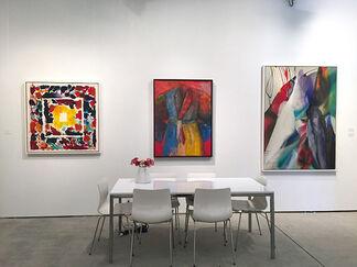 Jonathan Novak Contemporary Art at Art Miami 2015, installation view