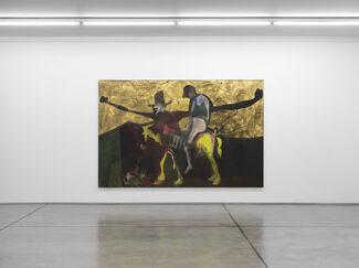 Alessandro Pessoli | Fiamma pilota le ombre seguono, installation view
