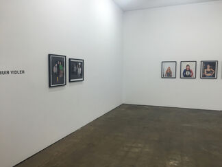 The Way We See It: The work of Muir Vidler and Scot Sothern, installation view