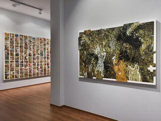 Memorandum: A solo exhibition by  Dedy Sufriadi, installation view