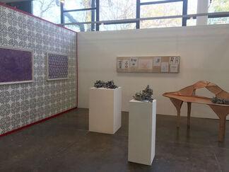 Baró Galeria at Mercado de Arte 2017, installation view