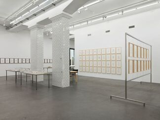 Dieter Roth. Paper, installation view