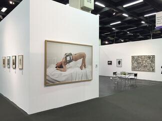 CONRADS at Art Cologne 2015, installation view