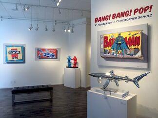 Bang! Bang! Pop!, installation view