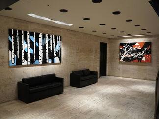 JM Rizzi, installation view