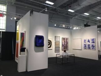 Heather Gaudio Fine Art at Art on Paper New York 2017, installation view