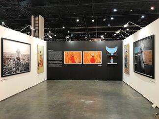 MOV'ART Gallery at FNB Joburg Art Fair 2017, installation view