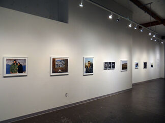 BEN HUFF: The Last Road North, installation view