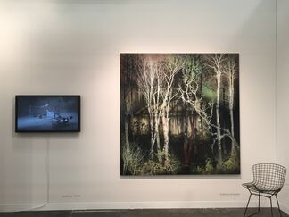 Galerie Ron Mandos at The Armory Show 2015, installation view