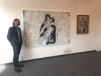 Artdepot at Parallel Vienna 2017, installation view