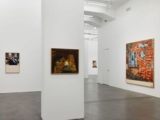 Keith Tyson. BIG DATA (PAINTINGS 2012 – 2018), installation view