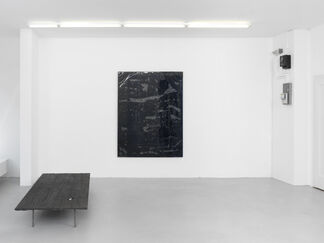 PIERRE VADI, L'Alphabet des ombres, installation view