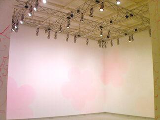 MINAKO NISHIYAMA / wall works, installation view