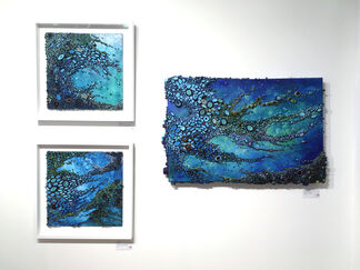 Elisa Contemporary at Affordable Art Fair New York Fall 2017, installation view