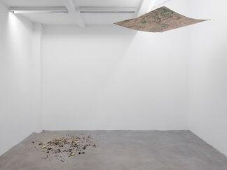 The Leaf Once Pilgrim - Stéphanie Saadé, installation view