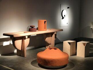 Chamber at Design Miami/ Basel 2017, installation view