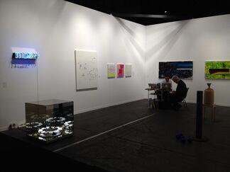 Häusler Contemporary at artgenève 2015, installation view
