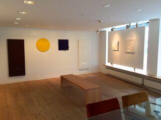 TURI SIMETI – In Praise of the Oval, installation view