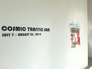 Cosmic Traffic Jam, installation view