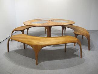 Zaha Hadid, installation view