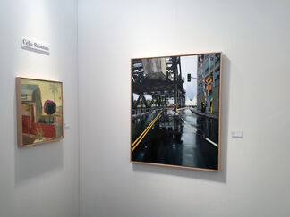 Paul Thiebaud Gallery at Art Market San Francisco 2017, installation view