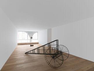 Evan Holloway — California Ras Shamra, installation view