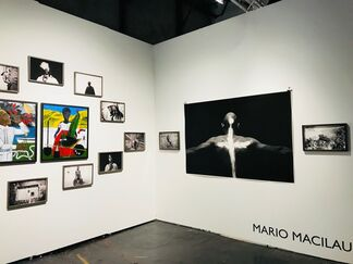 Ed Cross Fine Art at If So, What? 2018, installation view