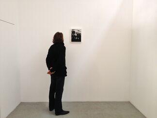 LAMBERTO TEOTINO: Sistema di riferimento monodimensionale, installation view