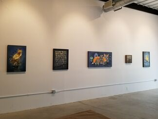 Together: A Group Show Curated by Bunnie Reiss, installation view