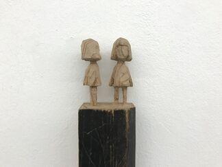 HIROSUKE YABE / ANETA KAJZER, installation view