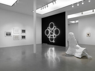 B/W, installation view
