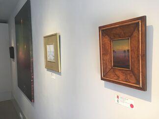 Stephen Hannock: Solo Show, installation view