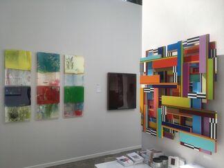 JanKossen Contemporary at Art Paris Art Fair 2018, installation view