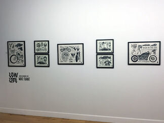 Low Life, installation view