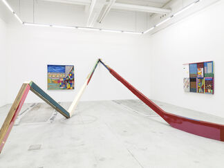Continuity Escapes Me (My Selfishness in Los Angeles), installation view