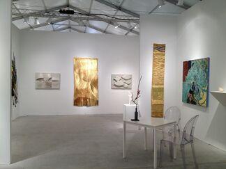 Bellas Artes Gallery at Art Miami 2011, installation view