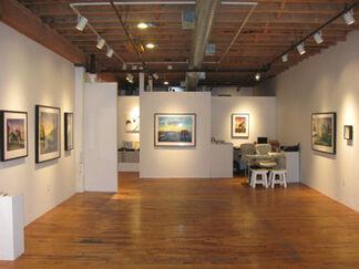 Treacy Ziegler: Sea and Sky, installation view