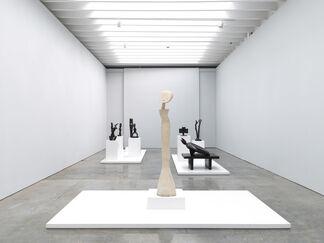 Max Ernst: Paramyths, Sculpture 1934 – 1967, installation view