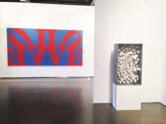 de Sarthe Gallery at Art Silicon Valley/San Francisco, installation view