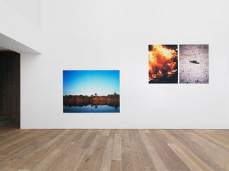 Jack Pierson — Folded Photographs, installation view